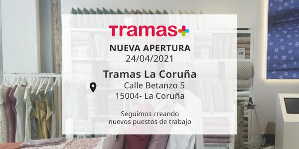 Nueva apertura en La Coruña