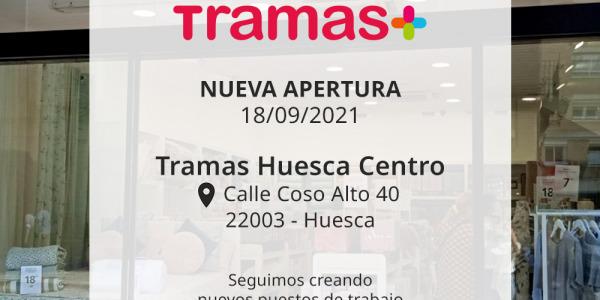 Nueva apertura en Huesca: calle Coso Alto